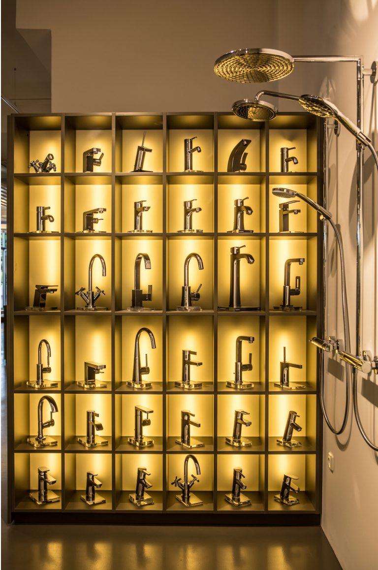 Badezimmer- und Küchenarmaturen - die 360°HzweiO Bäderausstellung in Augsburg