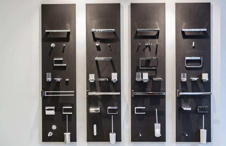 Accesssoires für Ihr Bad - die 360°HzweiO Bäderausstellung in Augsburg