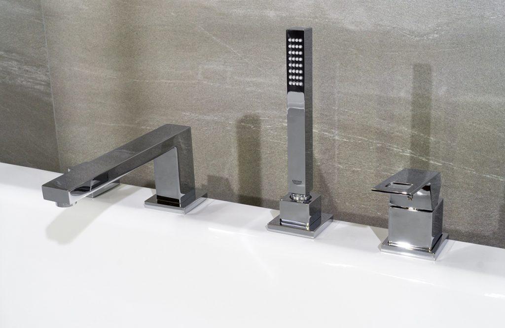 Stilvolle Armaturen für jedes Bad - die 360°HzweiO Bäderausstellung in Planegg