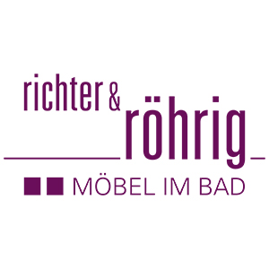 logo richter roehrig moebel im bad partner 360gradzweio 360 hzweio b der einer ausstellung. Black Bedroom Furniture Sets. Home Design Ideas